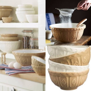 Mason Cash Mixing Bowls and Accessories