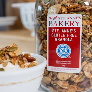 Ste Anne's Bakery Products