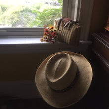 Load image into Gallery viewer, Men's Straw Hat