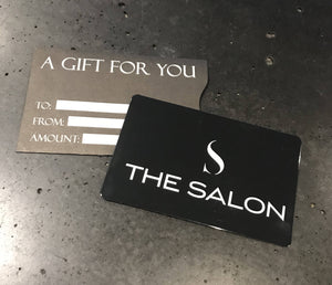 The Salon Gift Cards