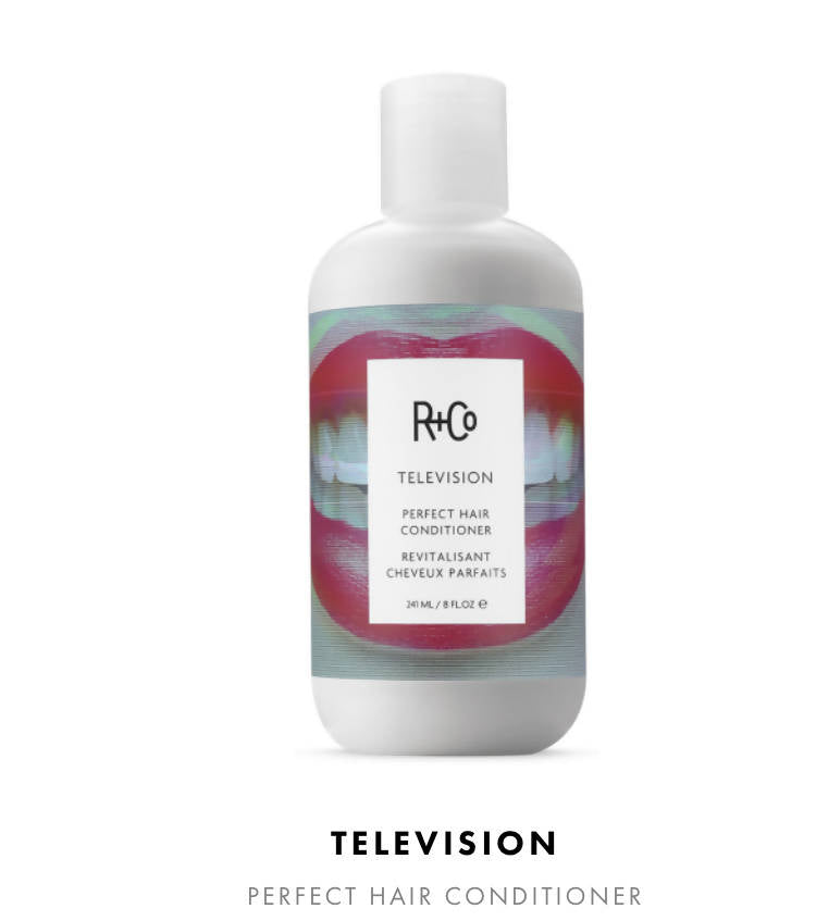 R+Co Television perfect hair conditioner - All hair types