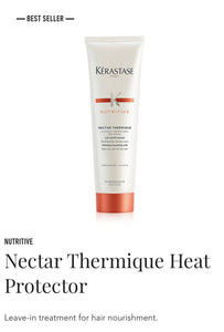 Kerastase Nectar Thermique heat protectant for dry hair