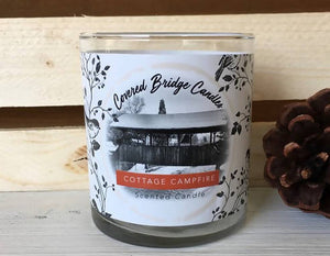 Rawdon Creek Cottage Campfire Candle