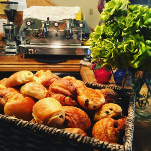 L'auberge de France Homemade Croissants (Saturday Only)