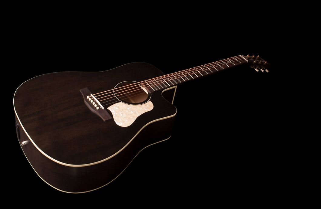 ART & LUTHERIE AMERICANA CW QIT - FADED BLACK