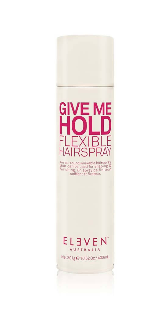 ELEVEN AUSTRALIA - GIVE ME HOLD FLEXIBLE HAIRSPRAY