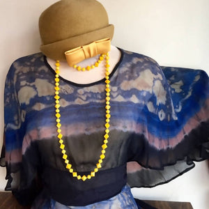 Handcrafted/designer Silk Outfit