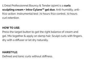 L'oreal Bouncy & Tender dual styler