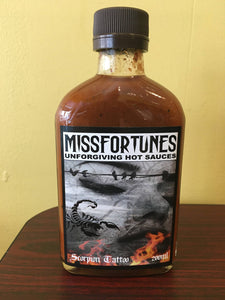 Miss Fortunes Hot Sauces