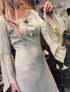 1970's Full-length Dress