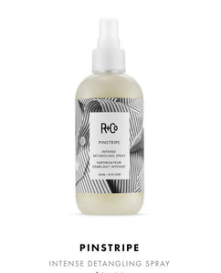 R+Co Pinstripe Intense Detangling Spray