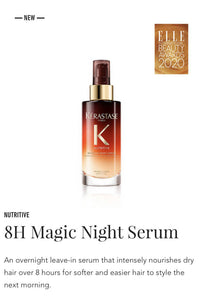 Kerastase 8 hour Magic Night Serum