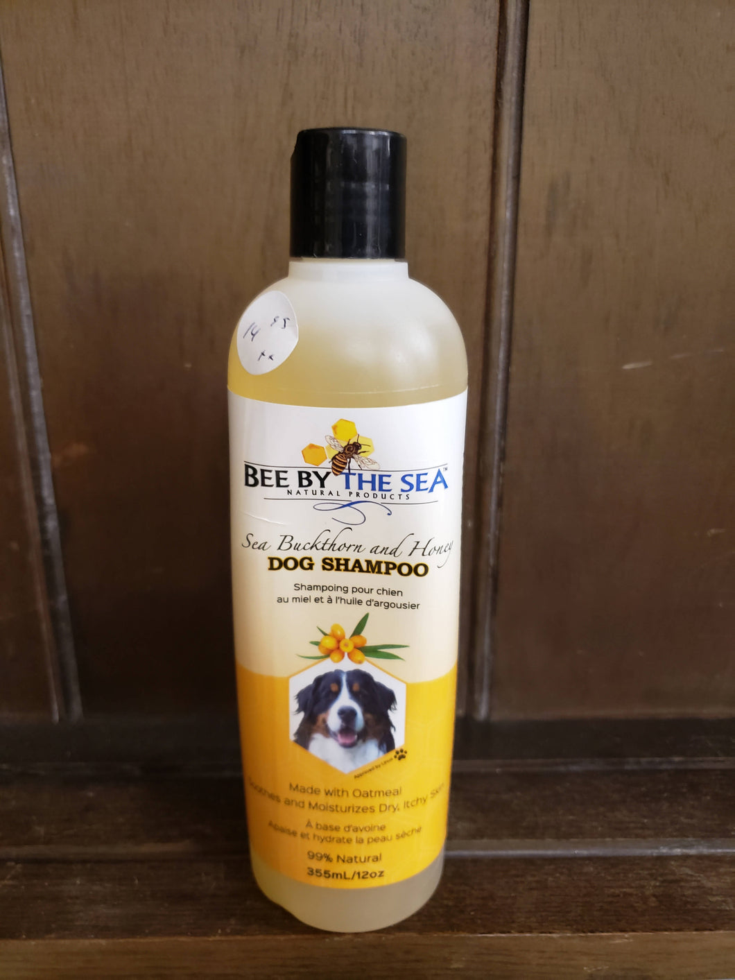 Bee By The Sea All Natural Dog Shampoo