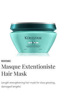 Kerastase Extentioniste Masque anti-breakage hair mask