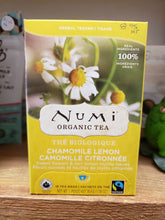 Load image into Gallery viewer, Numi Organic Tea Moroccan Mint