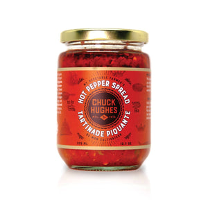 Chuck Hughes Products