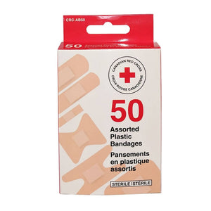 Assorted Bandages (Box of 50)