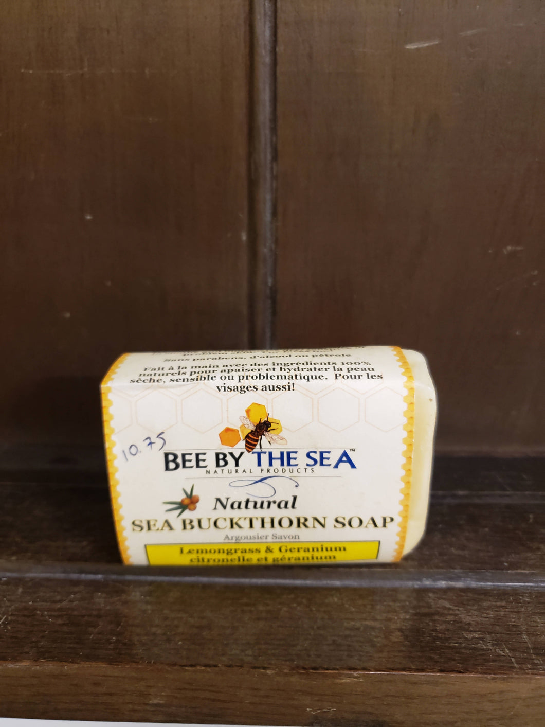 Bee By The Sea All Natural Hand Soap