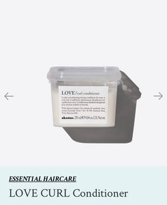 Davines Love Curl Conditioner- 250ml