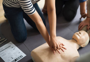 Standard First Aid Training