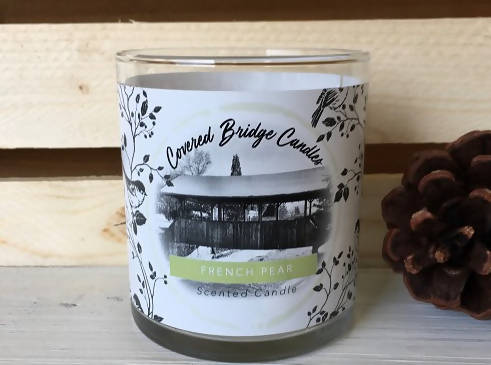 Rawdon Creek French Pear Candle