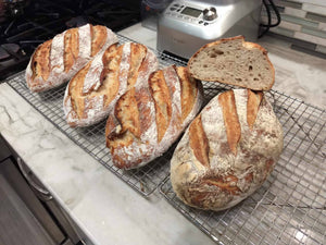Homemade breads (Saturday Only)