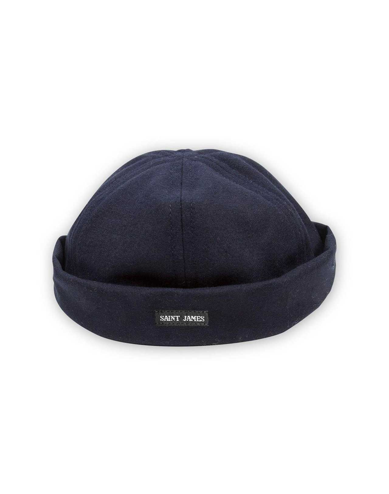 Bonnet Marin Miki Navy Saint James vu de face