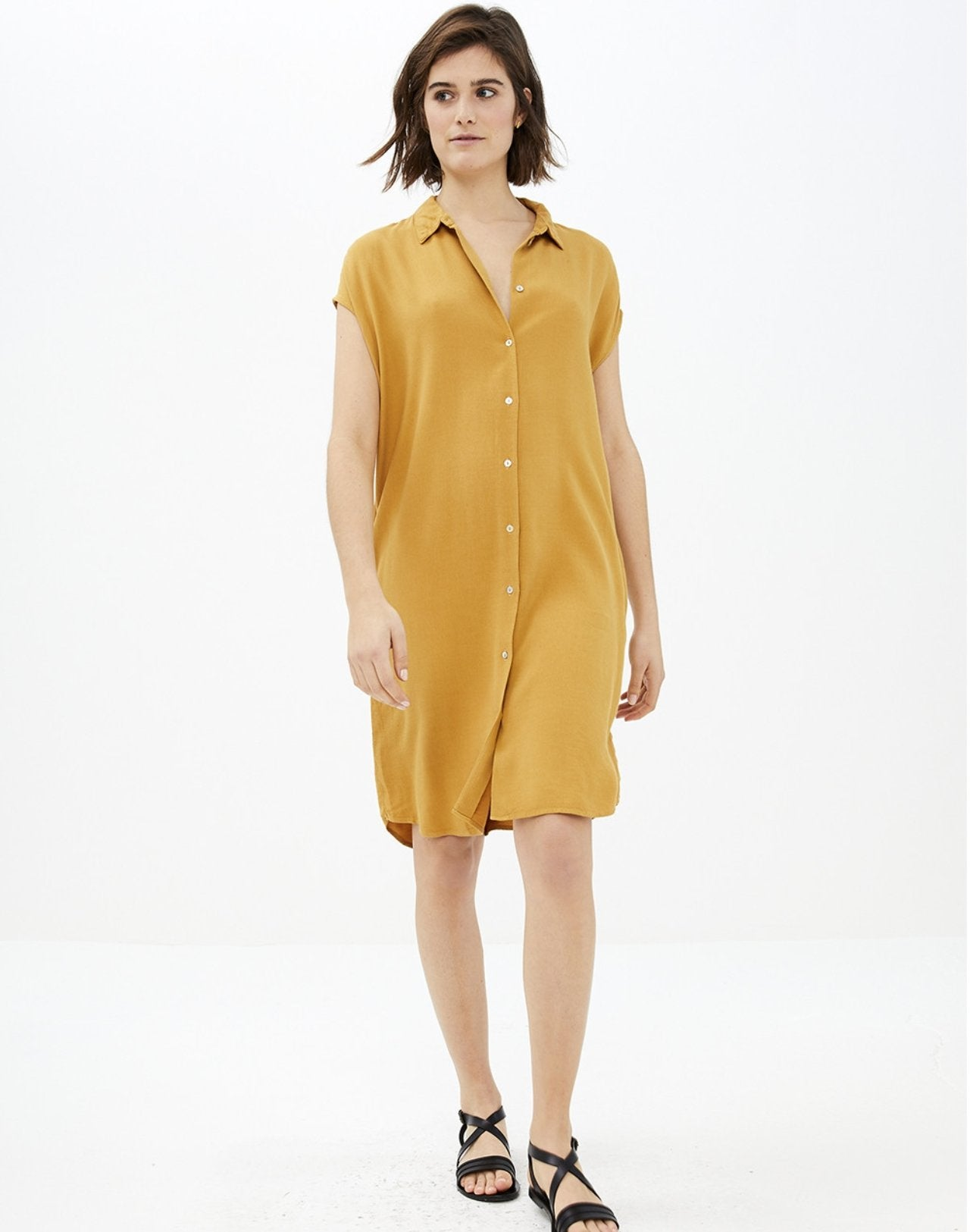 Kiek Dress Straw