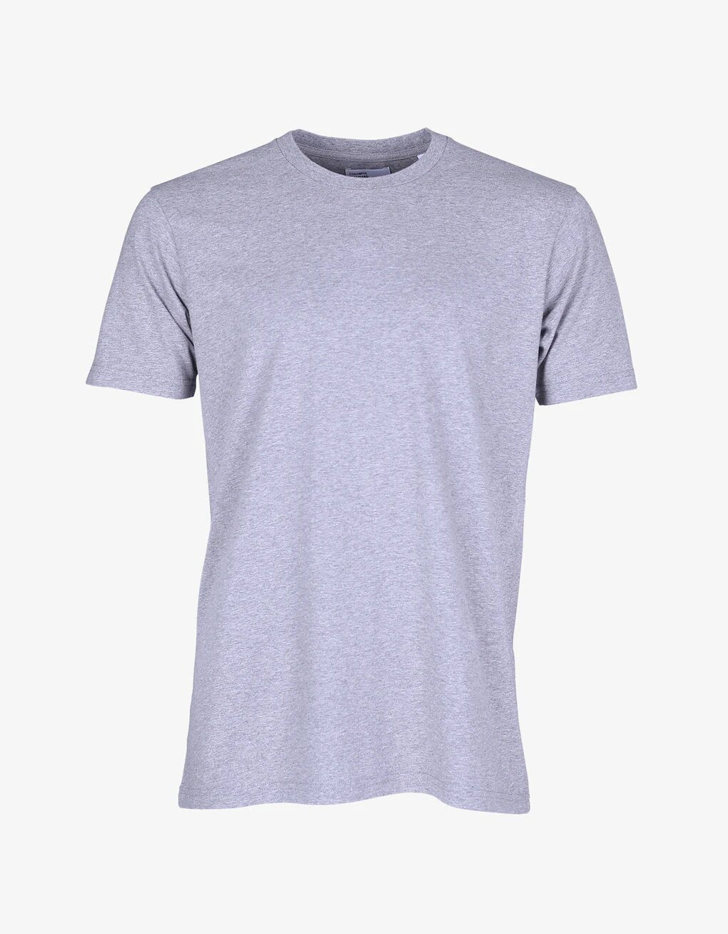 Classic Organic Tee Heather Grey