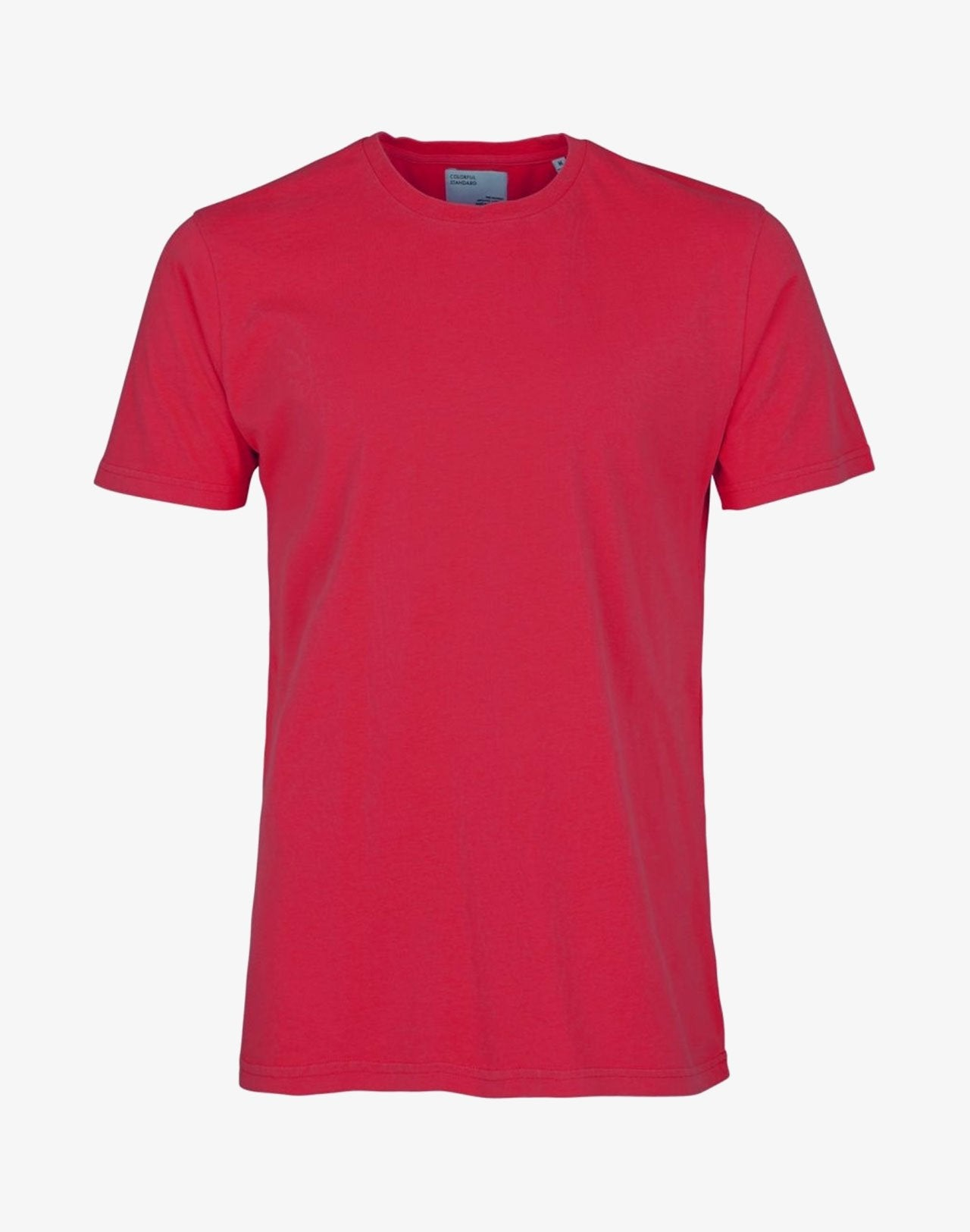 Classic Organic Tee Scarlet Red