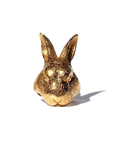 Bague Lapin Or
