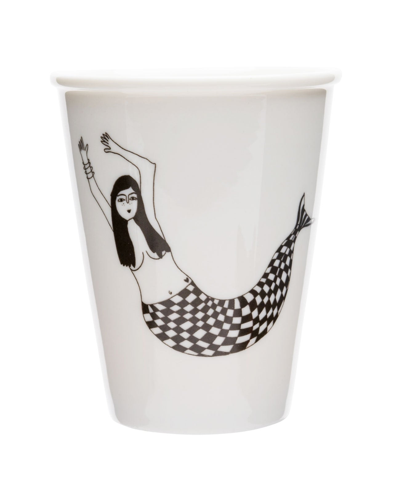 Tasse Mermaid Martina Helen B vue de face