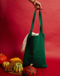 Sac Terre Verdant Green Graine