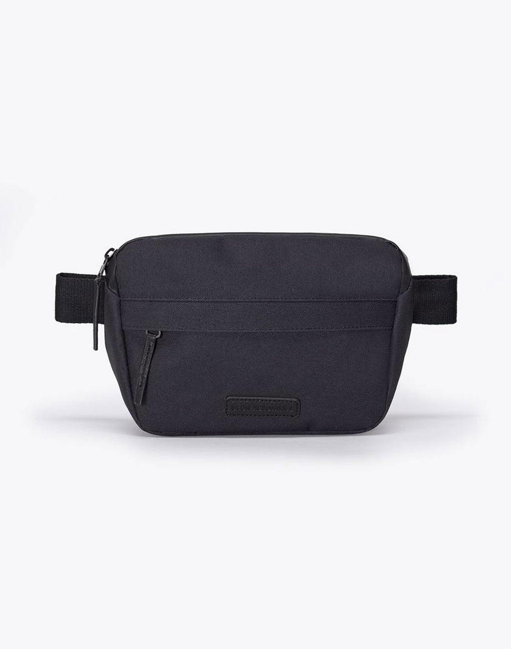 Sac banane Jacob Stealth Black de face