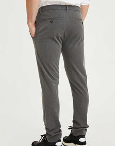 Pantalon Josh Gris Plain Units de dos