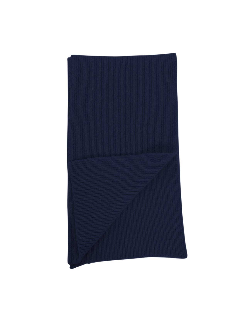 Echarpe Barra Robert Mackie couleur Navy