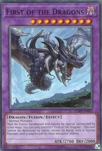 First of the Dragons [DEM-EN007] Common | Battle Bliss