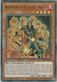 Brotherhood of the Fire Fist - Dragon [MYFI-EN044] Super Rare | Battle Bliss