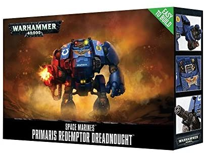 Easy To Build Primaris Redemptor Dreadnought | Battle Bliss