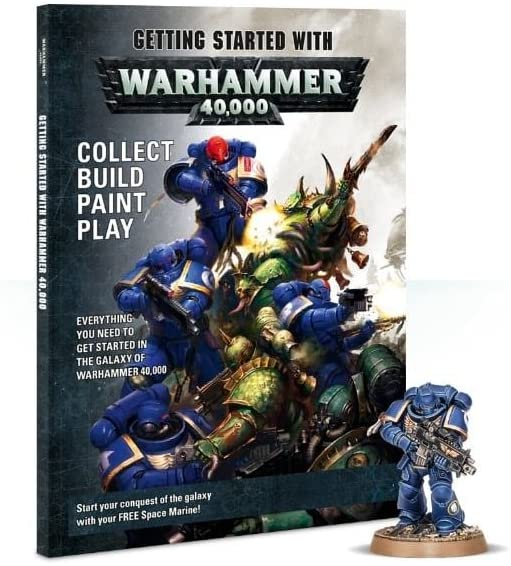 Getting Started With Warhammer 40,000 | Battle Bliss