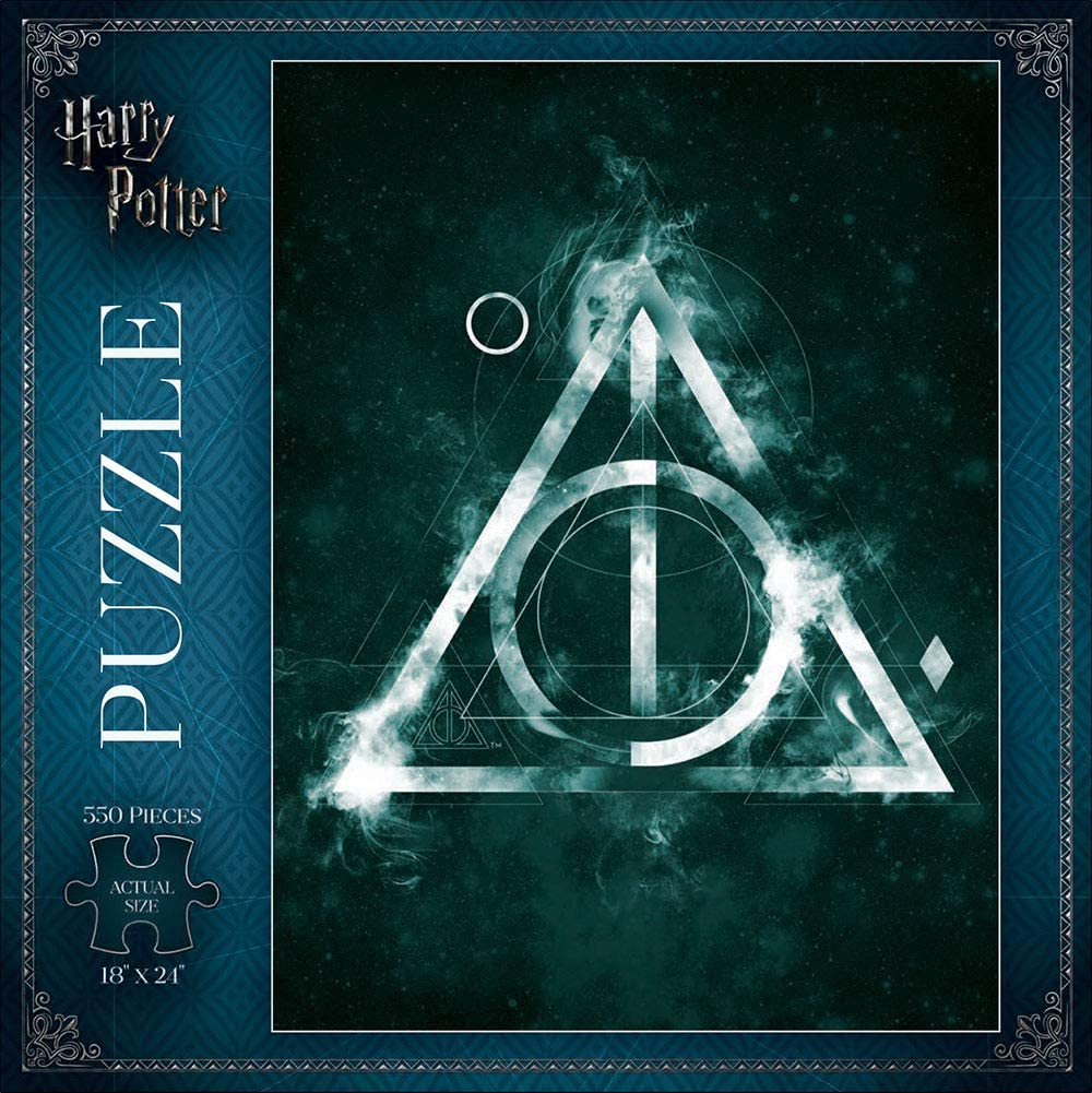 Puzzle - Harry Potter: The Deathly Hallows (550 pc.) | Battle Bliss
