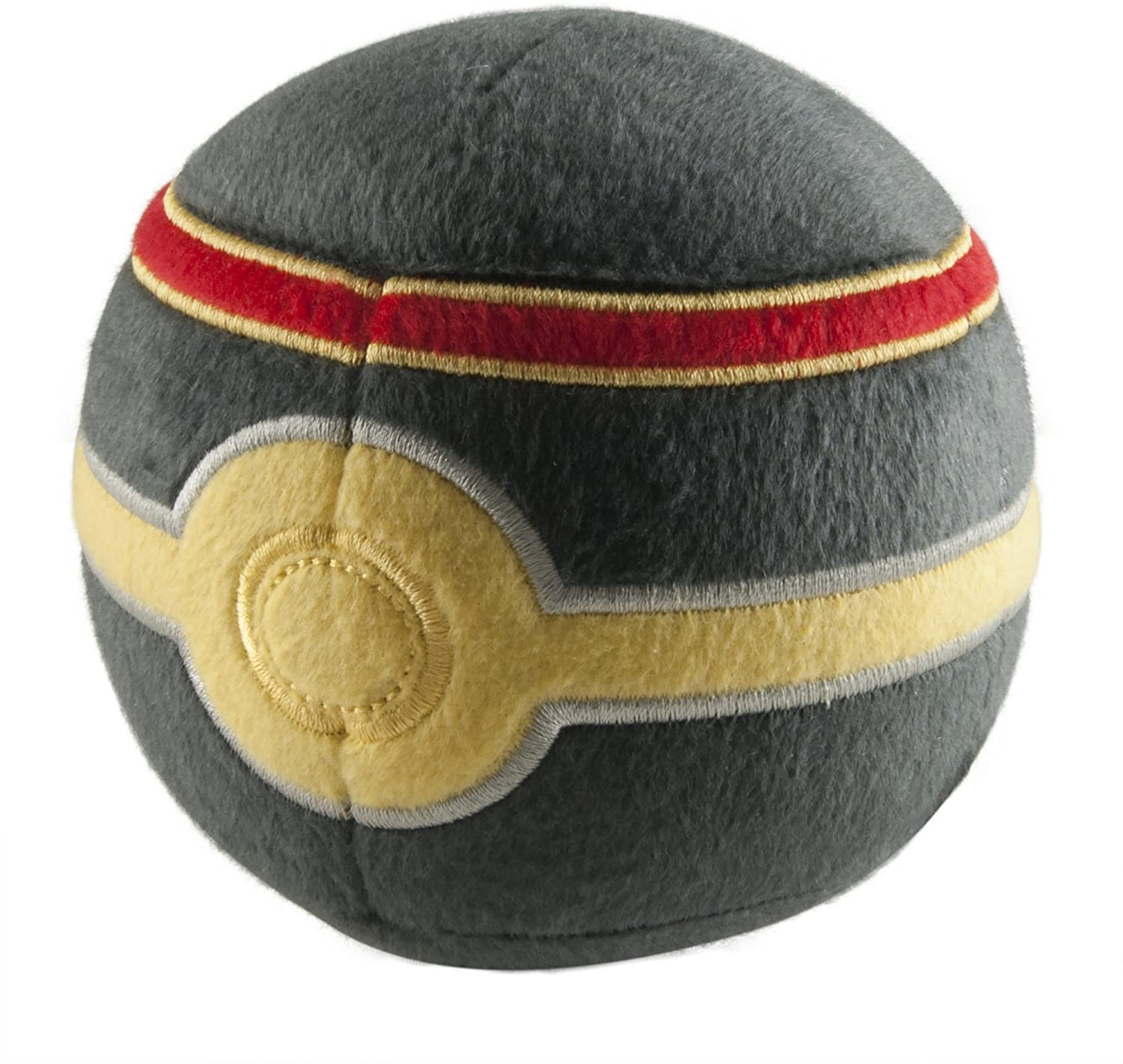 Pokemon: Pokeball Luxury Plush | Battle Bliss