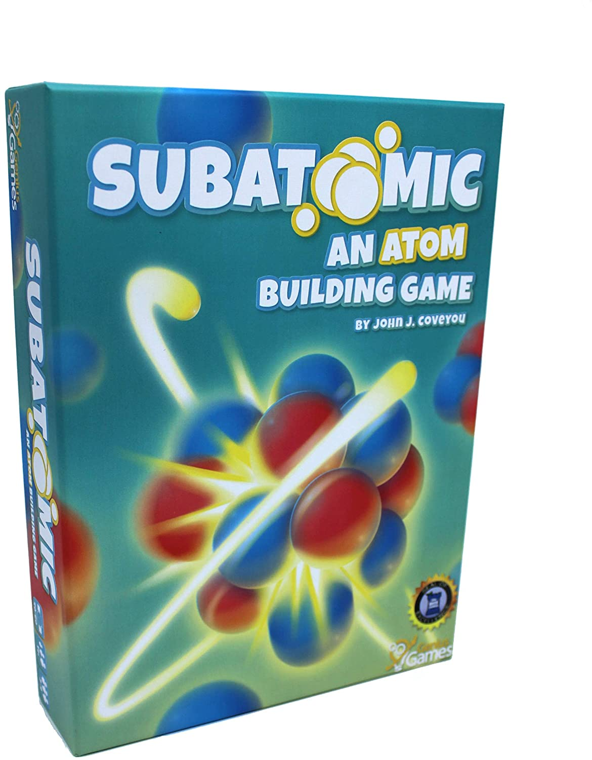 Subatomic: An Atom Building Game (2018) | Battle Bliss