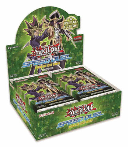 YGO Booster Box Speed Duel Arena of Lost Souls | Battle Bliss