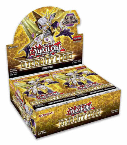 YGO Booster Box Eternity Code | Battle Bliss