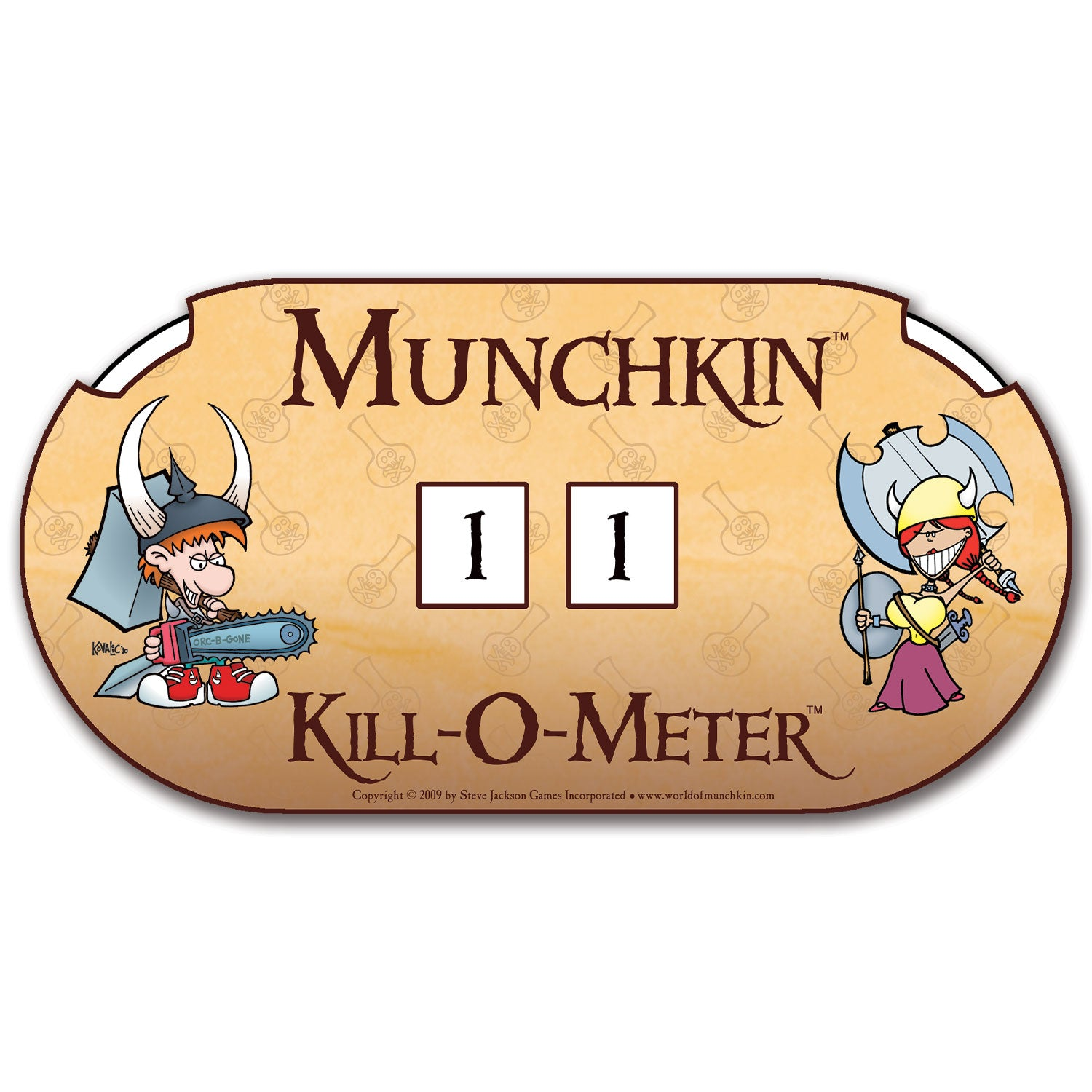 Munchkin: Kill-o-Counter | Battle Bliss