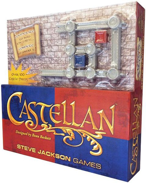 Castellan (Blue/Red) | Battle Bliss
