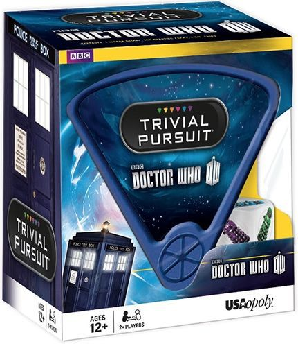 Trivial Pursuit: Doctor Who (2013) | Battle Bliss