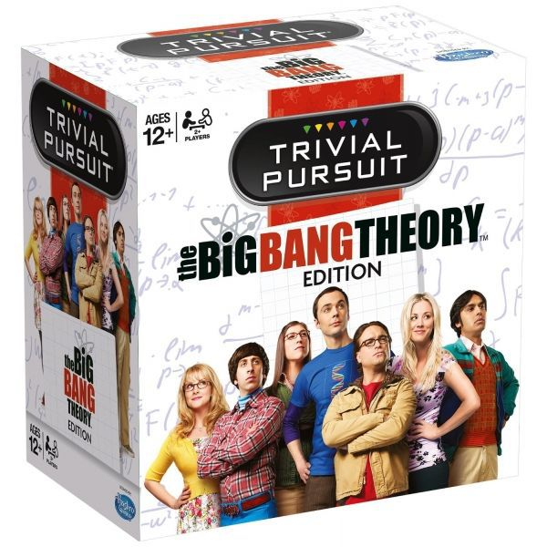Trivial Pursuit: The Big Bang Theory Edition (2014) | Battle Bliss