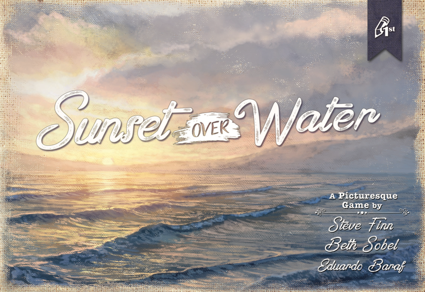 Sunset Over Water Card Game | Battle Bliss